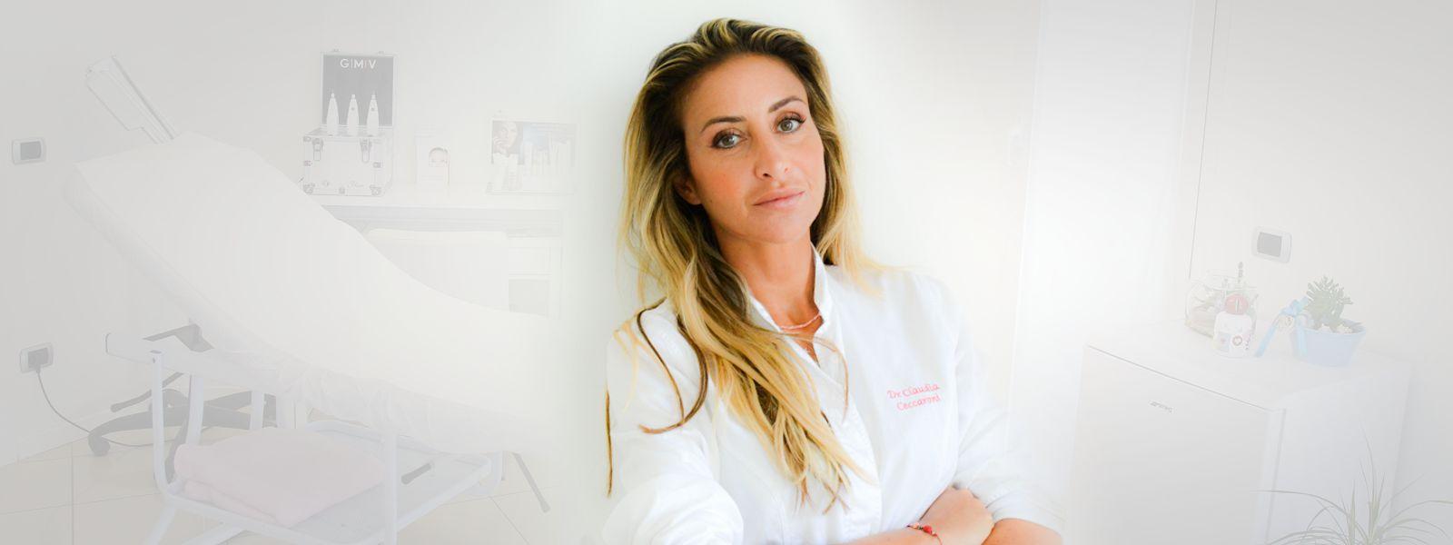 Claudia Ceccaroni Medicina Estetica
